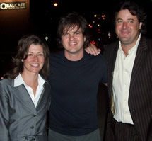 Amy Grant, Dave Clo, Vince Gill
